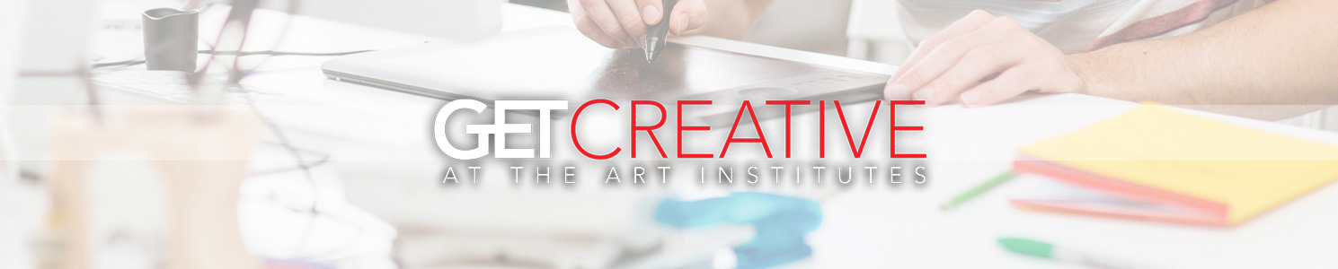 Get Creative - The Art Institute